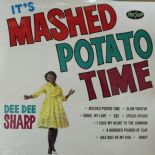 "LP  - ✫✫ DEE DEE SHARP ✫✫ ""It's Mashed Potato Time"""